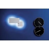 Dimbare Wand-plafondlamp Puzzle Square & Rectangle met geïntegreerde LED