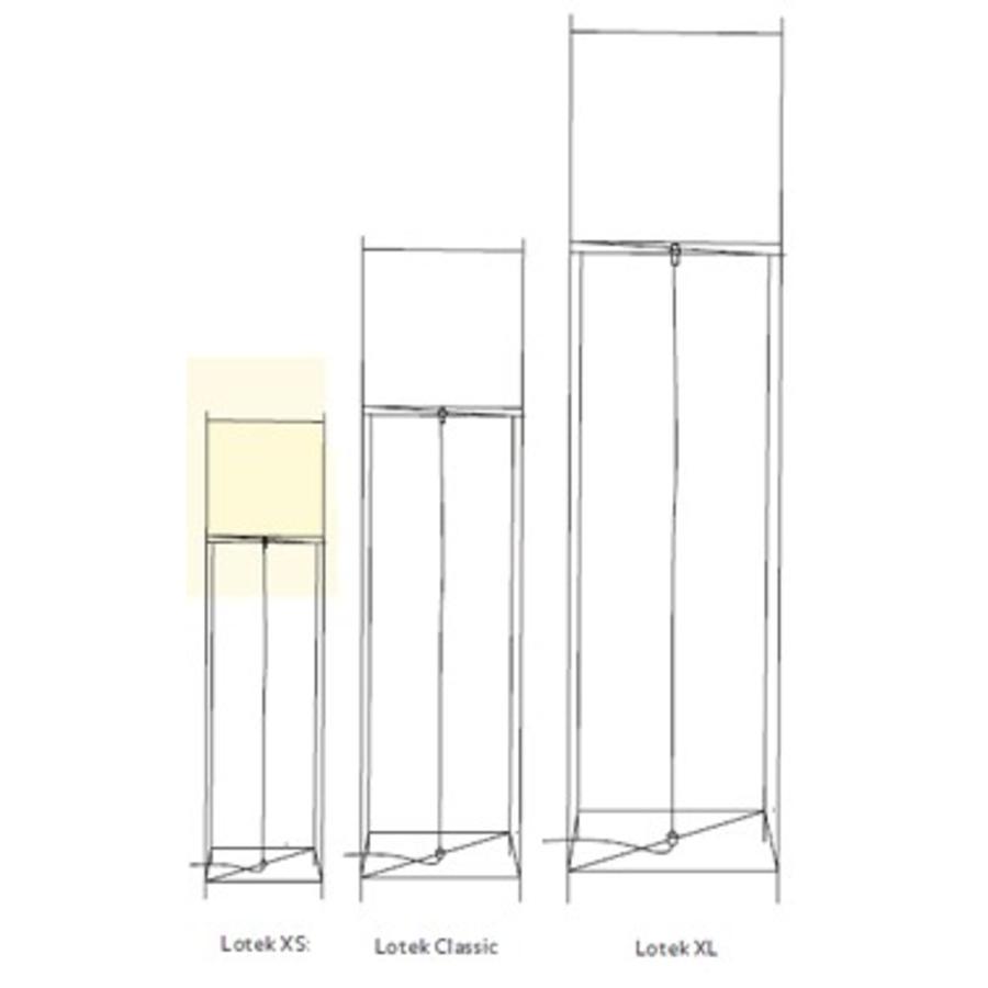Tafel-vloerlamp Lotek Classic