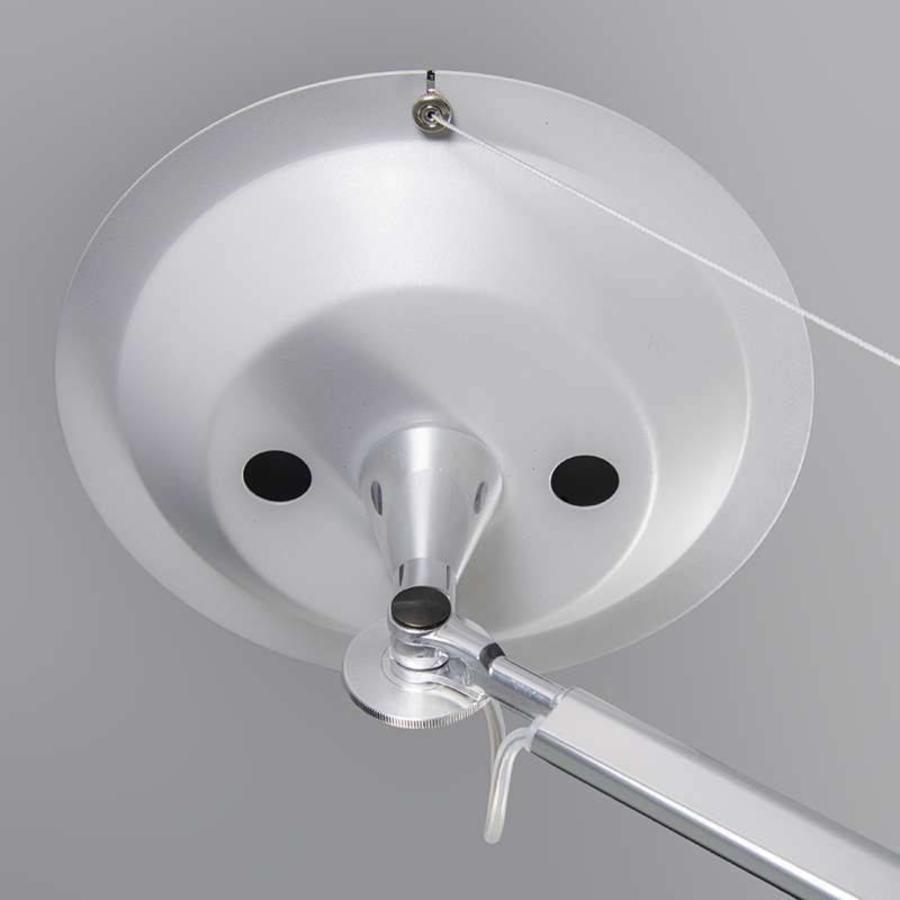 Hanglamp Tolomeo Decentrata - Aluminium