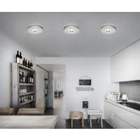Dimbare plafondlamp Bugia Single met geïntegreerd LED
