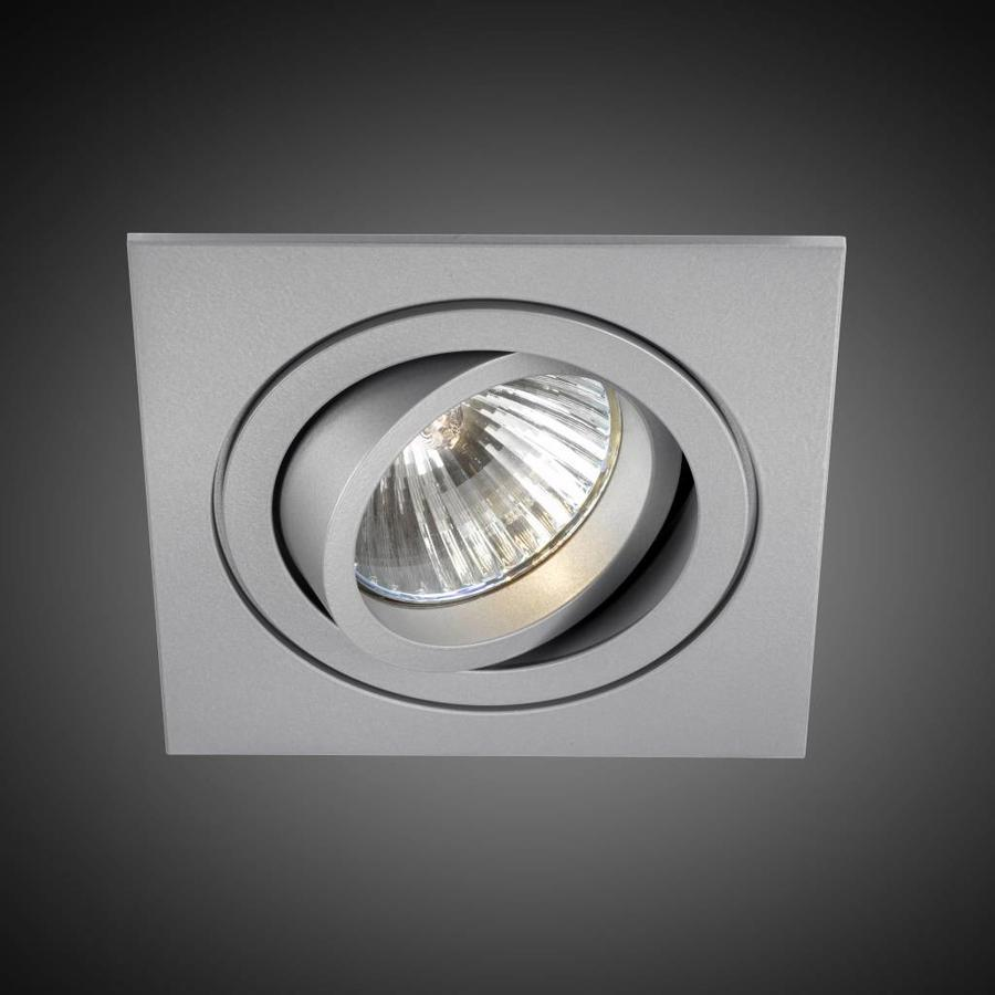 Kantelbare/vierkante inbouwspot Pro 4 met een GU10-fitting (230 V)