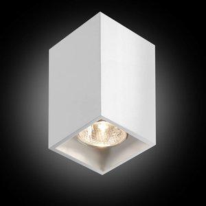 B lighted 1-lichts opbouwspot Pure 1/125 - 230 V
