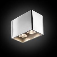 2-lichts opbouwspot Pure 2/100 - 230 V