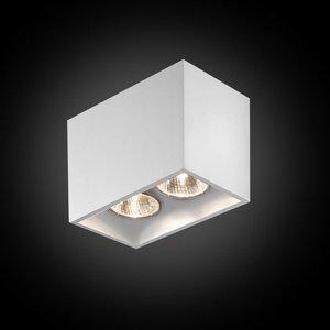 B lighted 2-lichts opbouwspot Pure 2/100 - 230 V