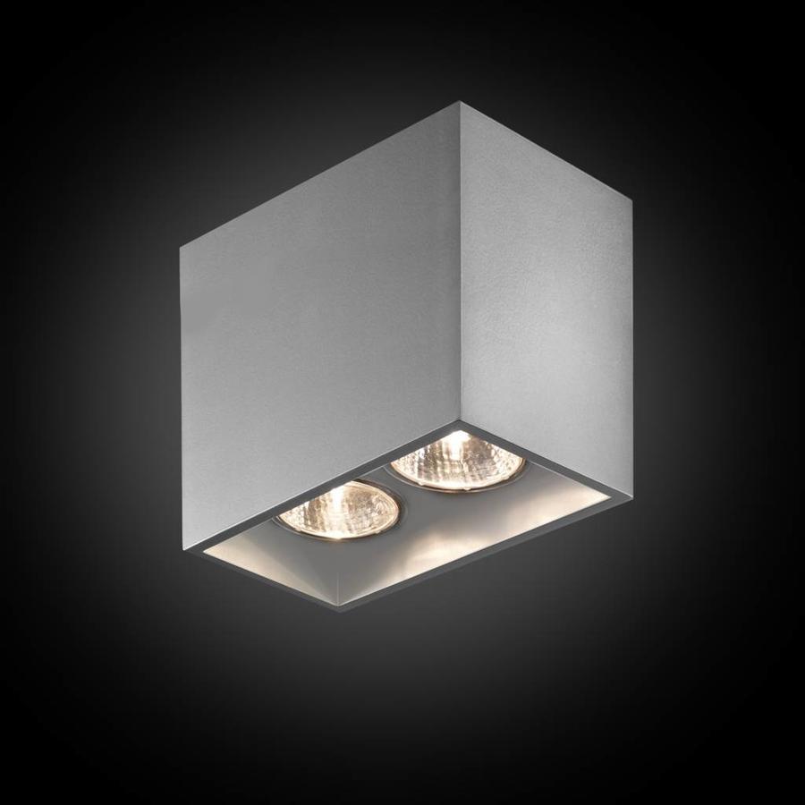 2-lichts opbouwspot Pure 2/125 - 230 V