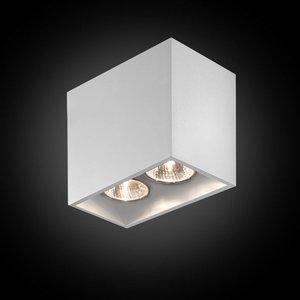B lighted 2-lichts opbouwspot Pure 2/125 - 230 V