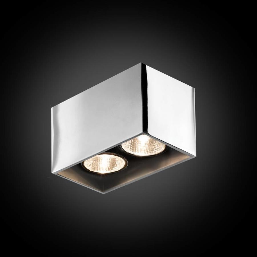 2-lichts opbouwspot Pure 2/75 - 230 V