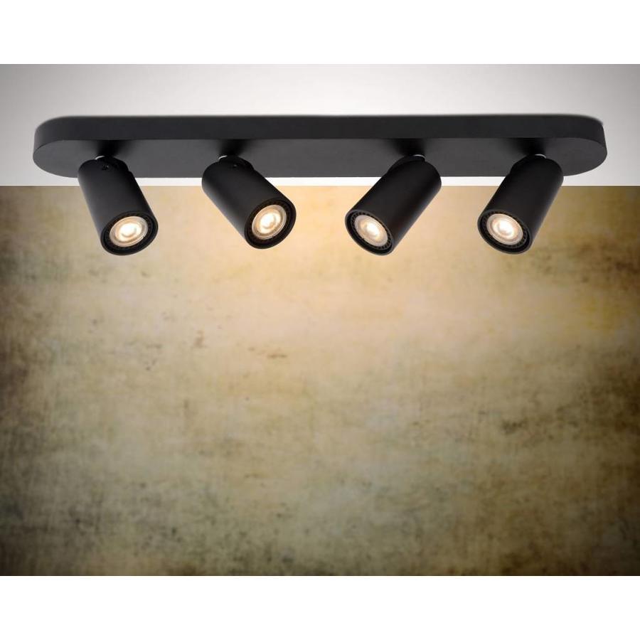 Xyrus 4-lichts LED Plafondlamp
