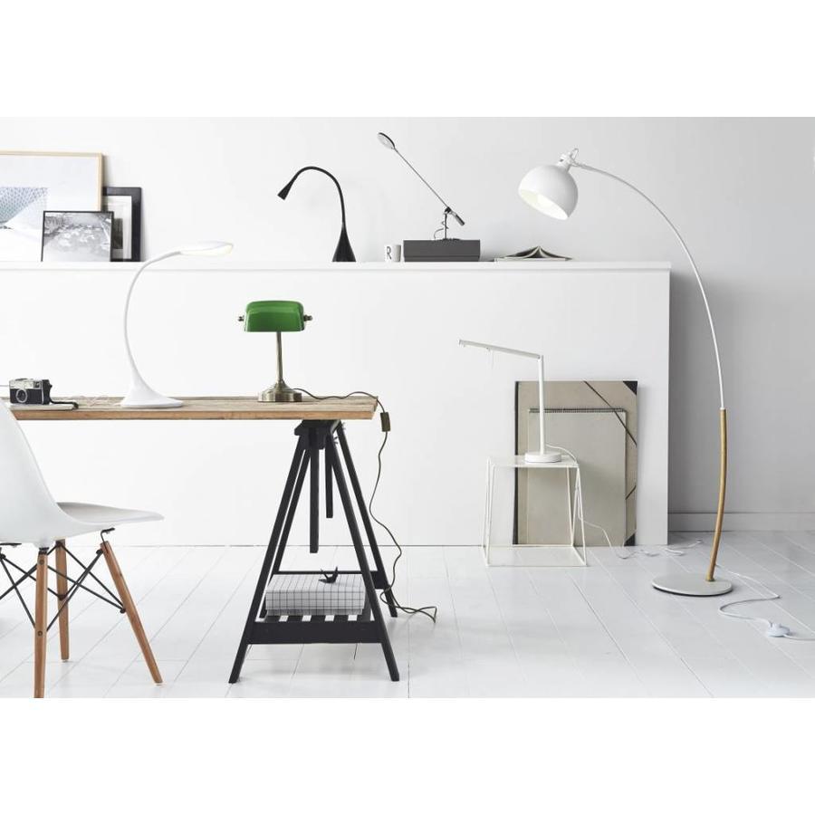 Dimbare bureaulamp Zozy met geïntegreerde LED