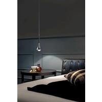 Dimbare Hanglamp Rain met geïntegreerde LED 2700 K (extra warm wit licht)