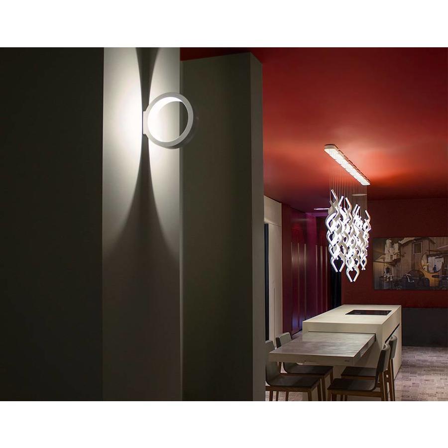 Dimbare wand-plafondlamp Assolo met geïntegreerde LED