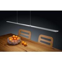 In hoogte verstelbare en dimbare hanglamp Lexx met geïntegreerde LED