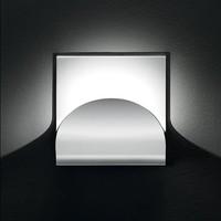Niet-dimbare wand-plafondlamp Incontro met geïntegreerde LED