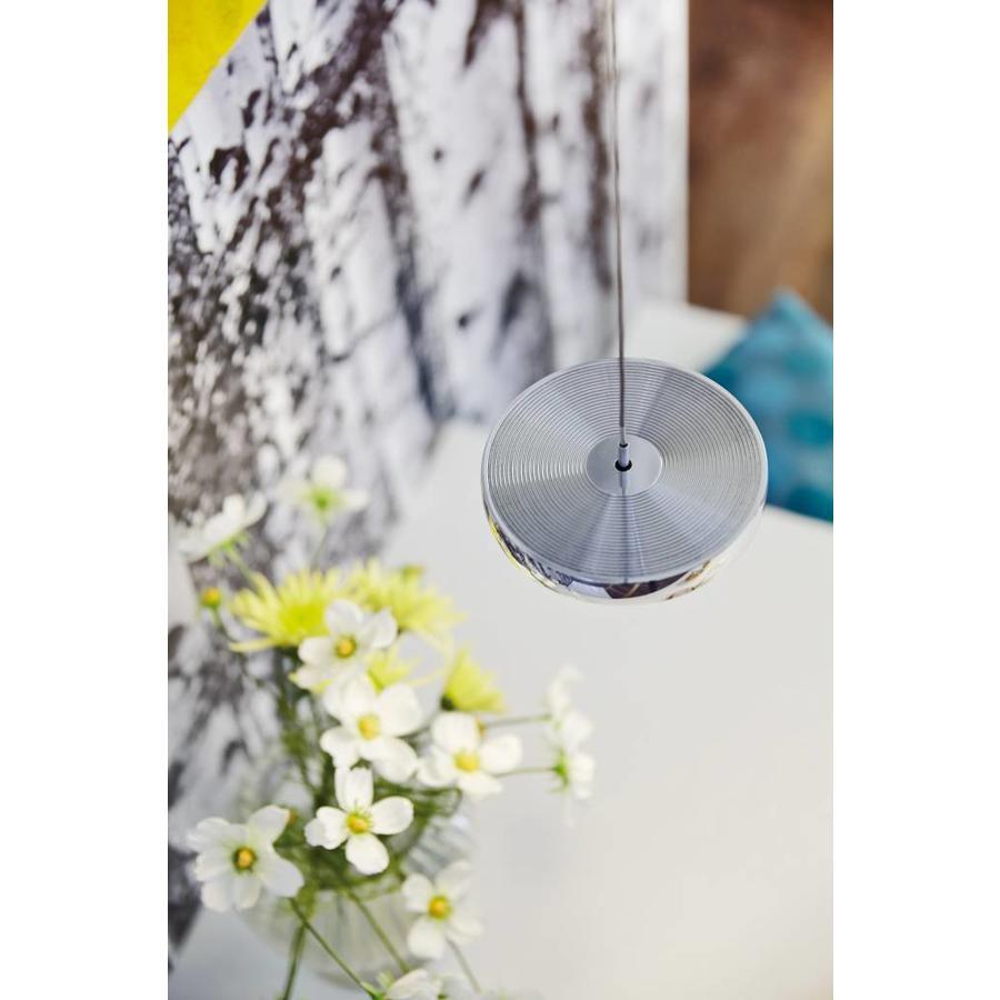 Dimbare 2-lichts Hanglamp Decent met geïntegreerde LED
