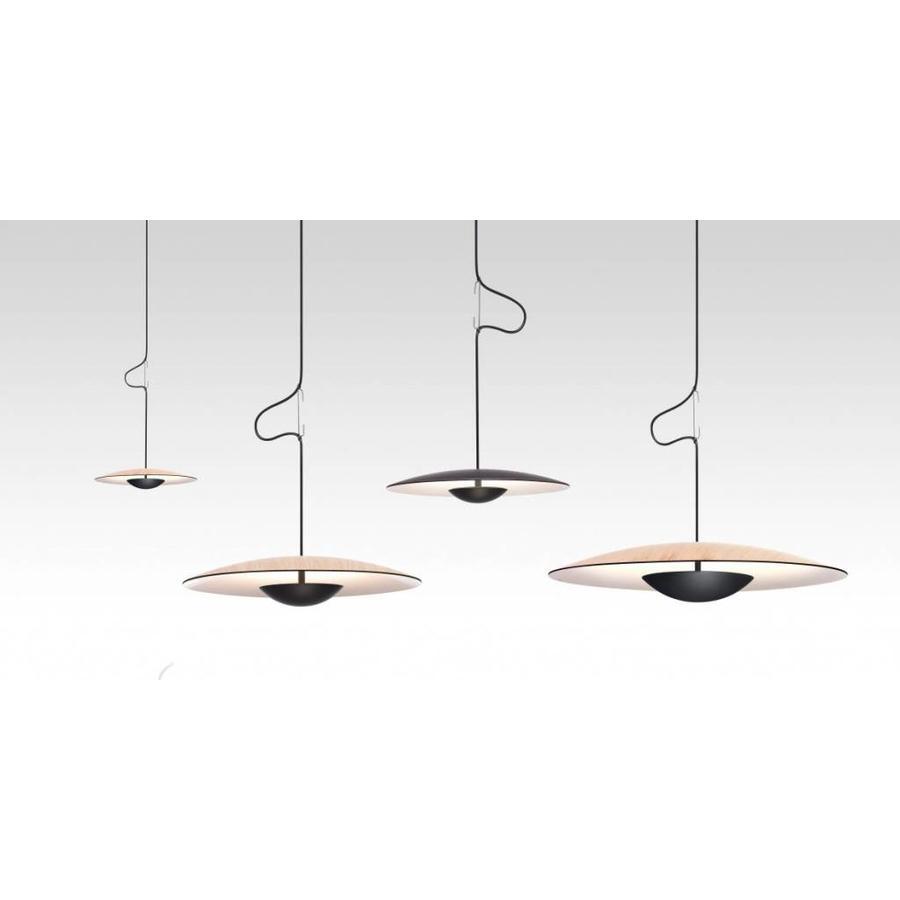 Dimbare hanglamp Ginger 42 met geïntegreerde LED