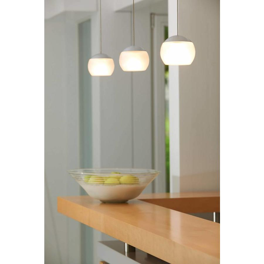 1-lichts Hanglamp Balino LED