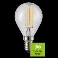 Lichtbron LED Filament E14 3W