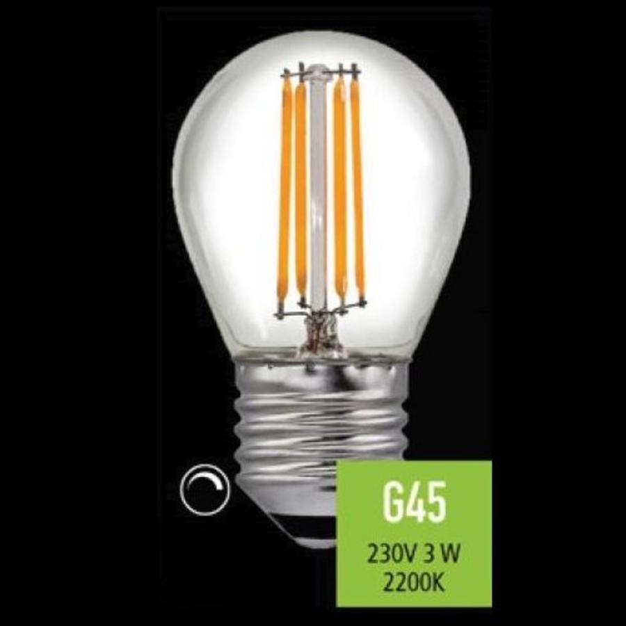 Lichtbron LED Filament E27 3W