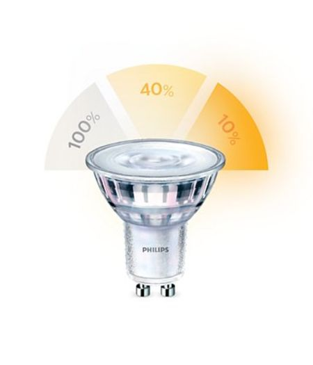 SceneSwitch LED GU10 4,5W