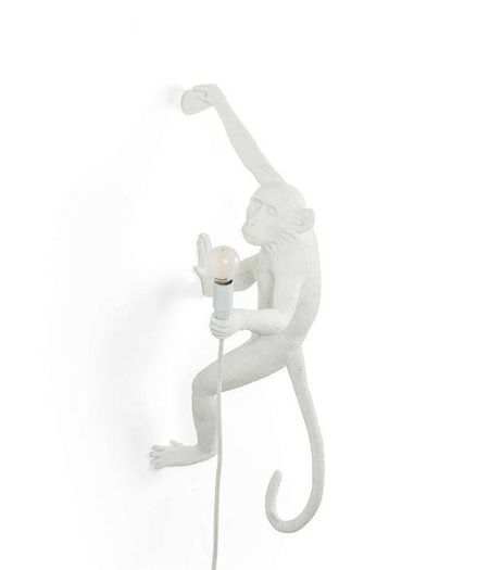 Monkey Lamp Hanging - Rechts