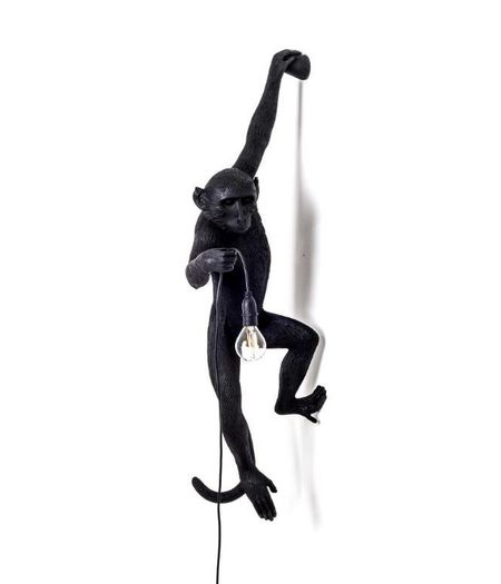 Monkey Lamp Hanging - Links