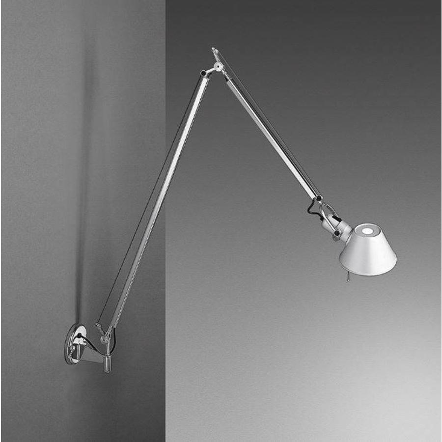 Dimbare Wandlamp Tolomeo Braccio met geïntegreerde LED