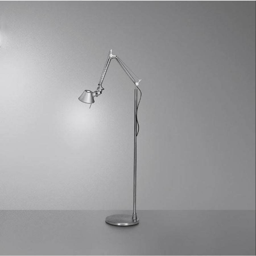 Dimbare Vloerlamp Tolomeo Micro met geïntegreerde LED