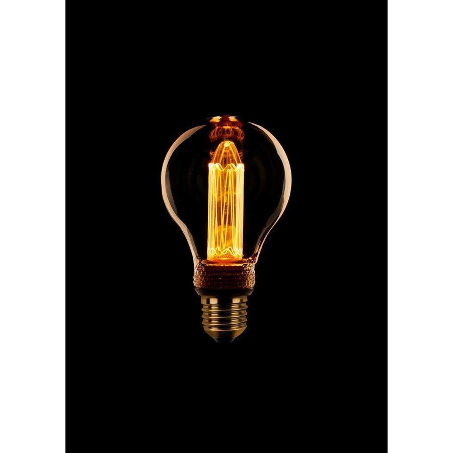 Dimbare LED lichtbron Kooldraad Standaard E27 - maximaal 2,3 Watt (9 Watt)