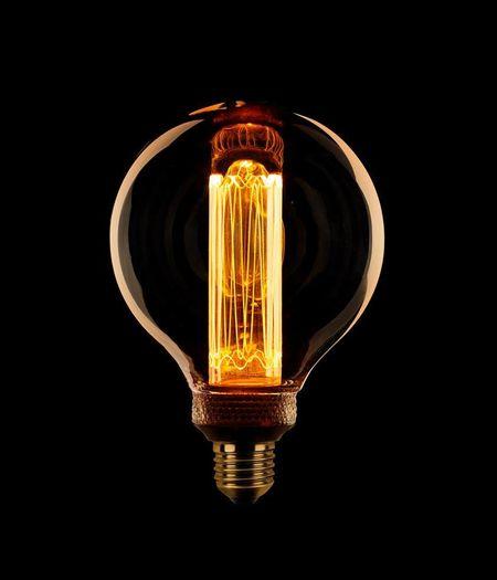 LED E27 G95 dimbaar