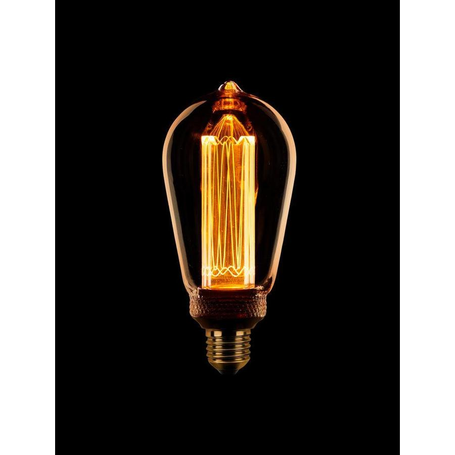 Dimbare LED lichtbron Kooldraad Edison ST64 E27 - maximaal 3,5 Watt (13 Watt)