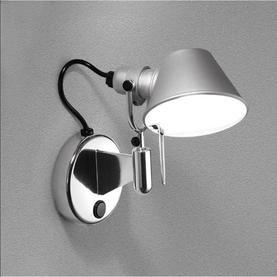 Wandlamp Tolomeo Micro Faretto LED