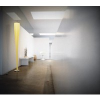 Dimbare vloerlamp Mite met geïntegreerde LED