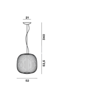 Hanglamp Spokes 2