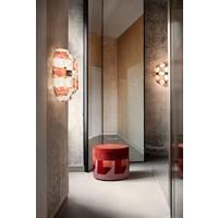 Wand-/plafondlamp Mida