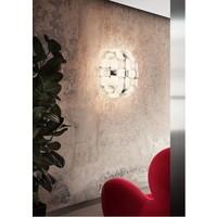 Wand-plafondlamp Mida Medium