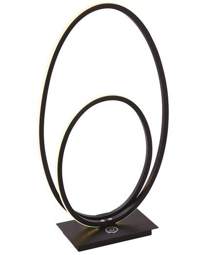 Ophelia Zwart H 41 cm