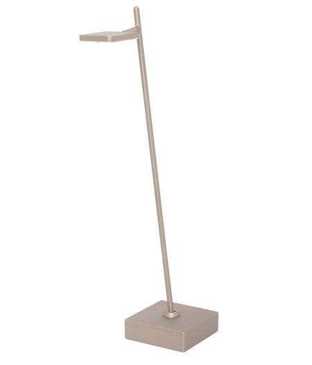 Block LED - Staal