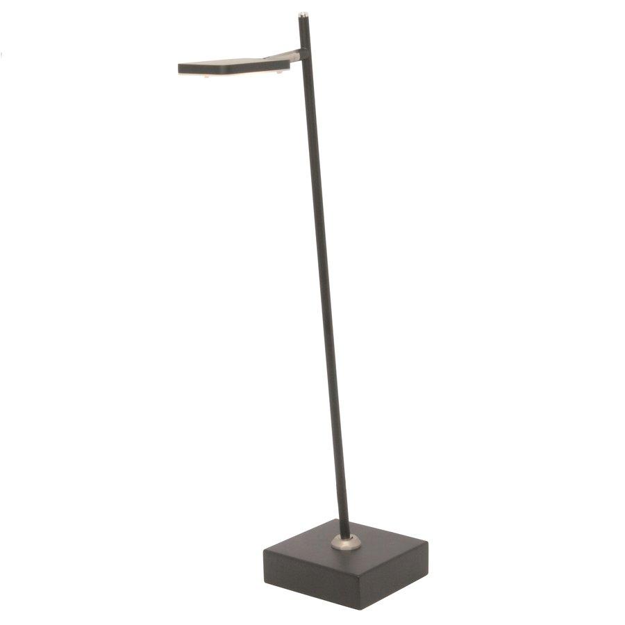 Dimbare tafellamp Block met geïntegreerde LED - zwart