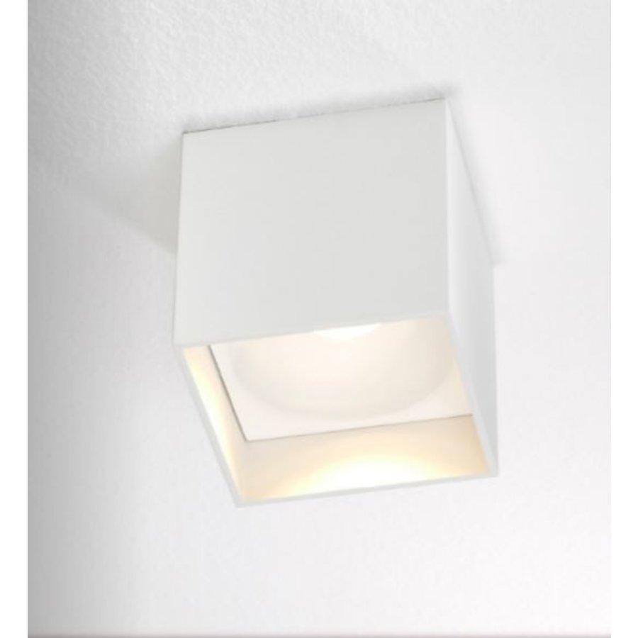 Dimbare opbouwspot Brock met geïntegreerde LED