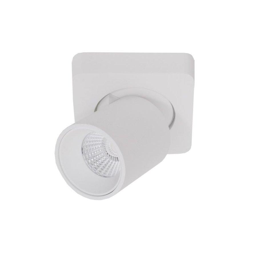 Dimbare 1-lichts Plafondlamp Laguna LED