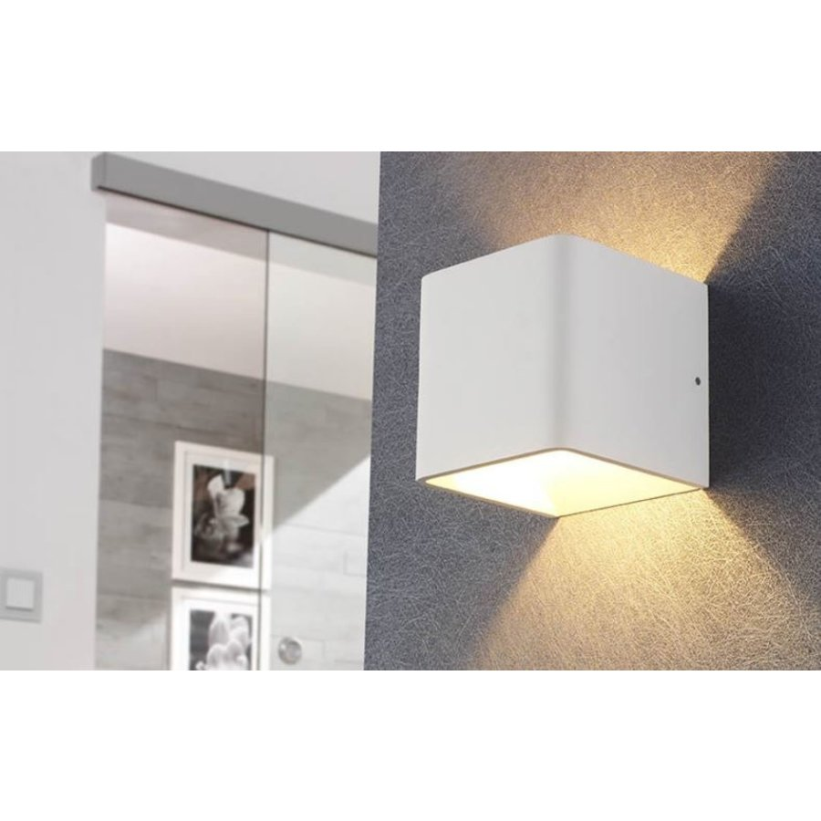 Dimbare Wandlamp Fulda LED (inclusief driver)