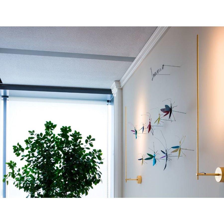 Dimbare Wandlamp Light Stick V met geïntegreerde LED