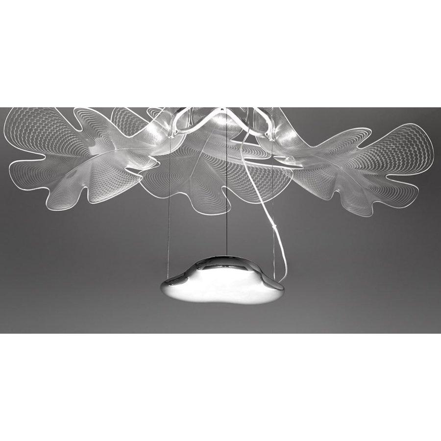 Dimbare Hanglamp Chlorophilia met geïntegreerde LED