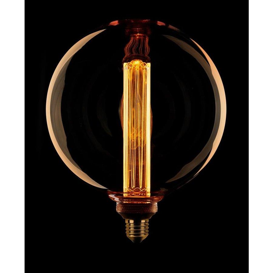 Dimbare LED lichtbron Kooldraad Globe 200 mm E27 - maximaal 3,5 Watt (13 Watt)