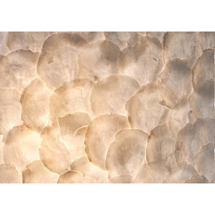 Vloerlamp Full Shell Cilinder - H 200 cm