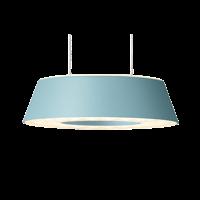 Dimbare 1-lichts hanglamp Glance met geïntegreerde LED