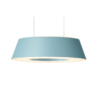 Dimbare 2-lichts Hanglamp Glance met geïntegreerde LED