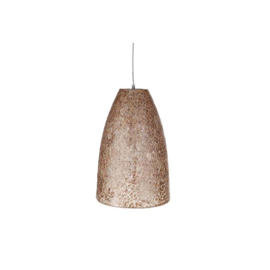 Hanglamp Wangi Gold Bell Small