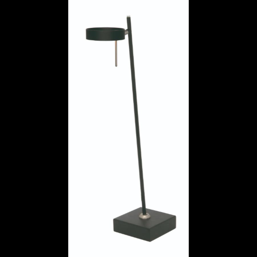 Dimbare tafellamp Bling met geïntegreerde LED - zwart