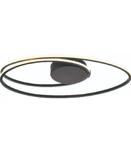 Ophelia Zwart LED Ø 30 - 50 cm